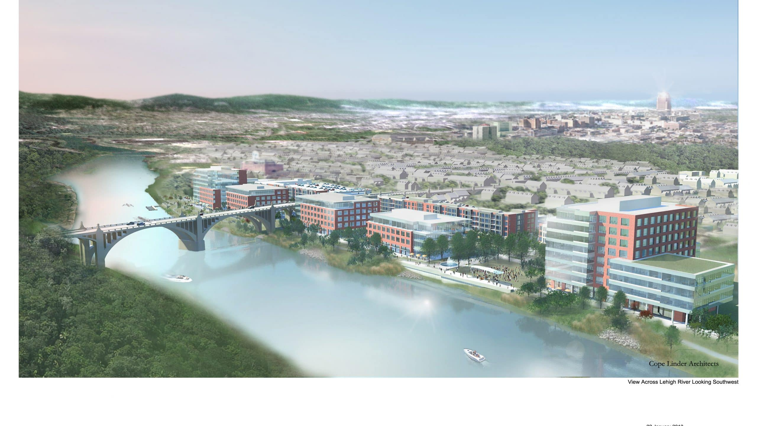 The Waterfront - Project Overview